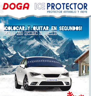 ice protector imprenta para flyer.ai