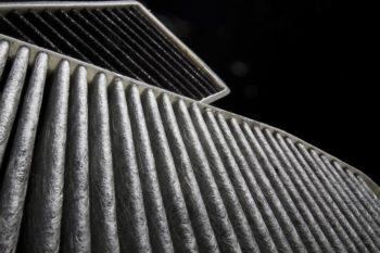 Cabin filters carbon