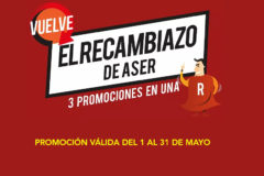 recambiazo aser 2017